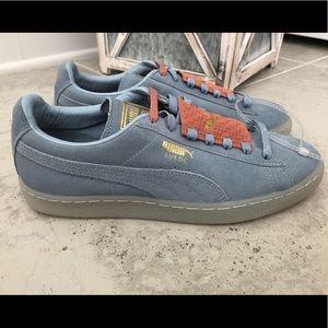 Puma Suede Sneakers - NWOB - Size 10.5 Men